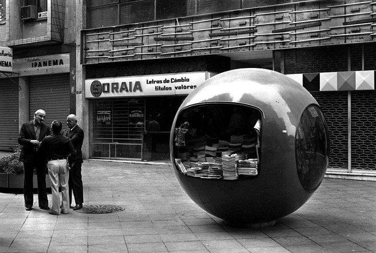 Rua dos Andradas, Porto Alegre (RS), Brasil, 70s