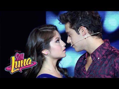 Soy Luna - Momento Musical - Luna y Matteo cantan Qué más da - YouTube