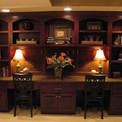 57 best built in desk ideas images on Pinterest Home office - ikea sideboard k amp uuml che