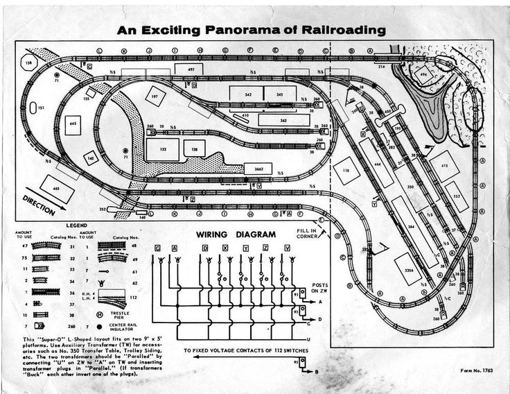 Image result for lionel train layouts plans – Lionel Legacy Wiring Schematics