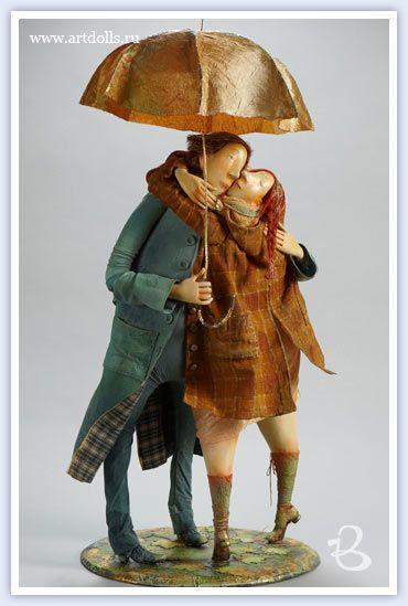 Егупец Ольга. Авторская кукла 3 - Russian Art Dolls
