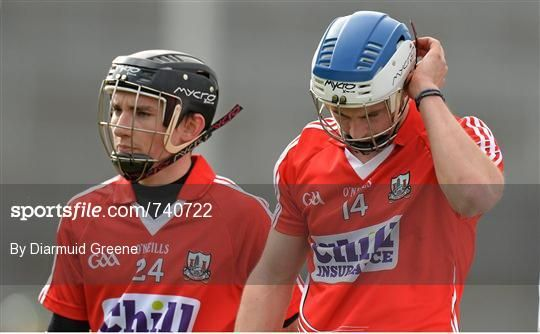 Down and out - Cork are relegated to Division 1B.