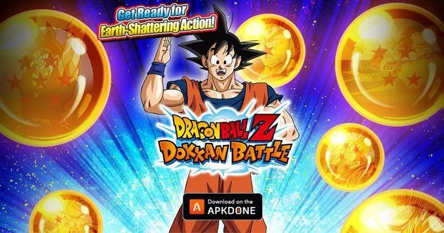 Dragon Ball Z Dokkan Battle Mod Apk 4 8 4 Download God Mode For