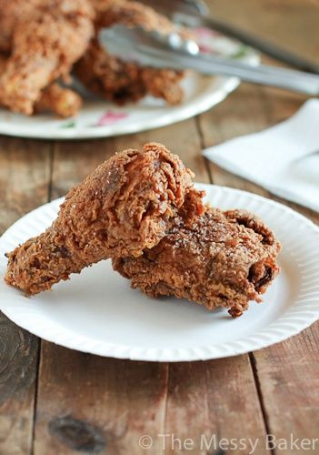 Extra Crispy Fried Chicken | Recipes to Remember | Pinterest