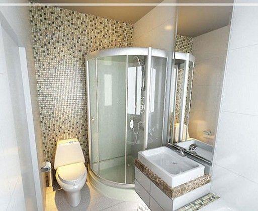 50 Desain Interior Kamar Mandi Kecil Sederhana
