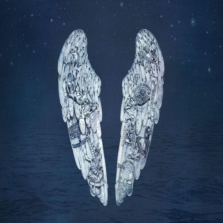 Coldplay - Ghost Stories Album Cover | Ghost stories album ...