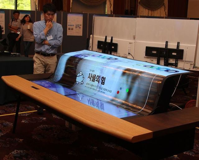 Informática Sin Limites: LG desarrolla una pantalla de 77″ OLED 4K