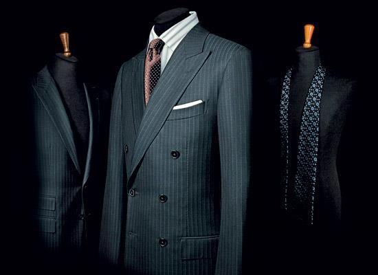 Где можно сшить мужской костюм на закказ
