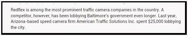 ' In Real Tyme ': Red light Camera Enforcement-Could It Be Corrupt In Your city...