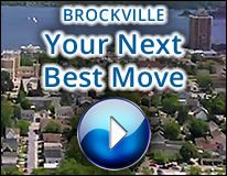 City of Brockville is your next best move