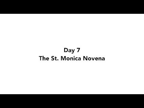 http://www.praymorenovenas.com/st-monica-novena/ Join us for Day 7 of the St…