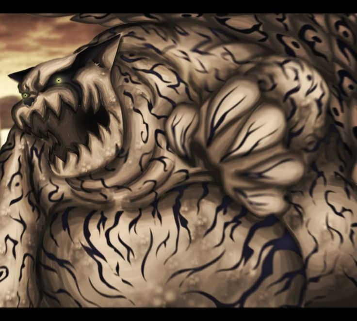 Tailed Beasts Wallpapers: 63 Best Images About Shukaku On Pinterest