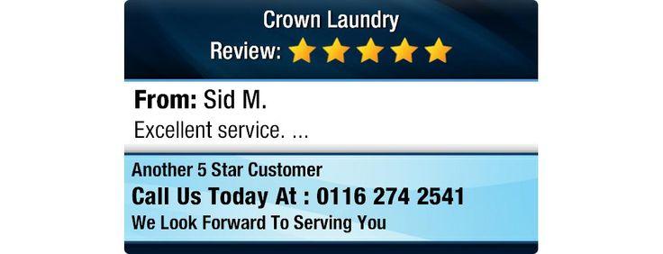 Excellent service.