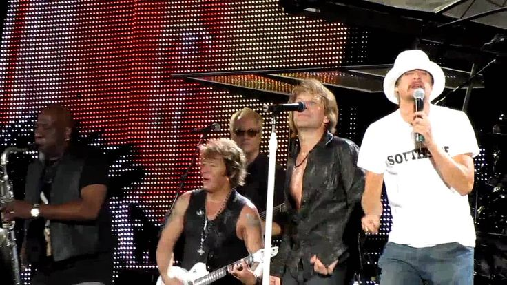 Bon Jovi Kid Rock Soldier Field