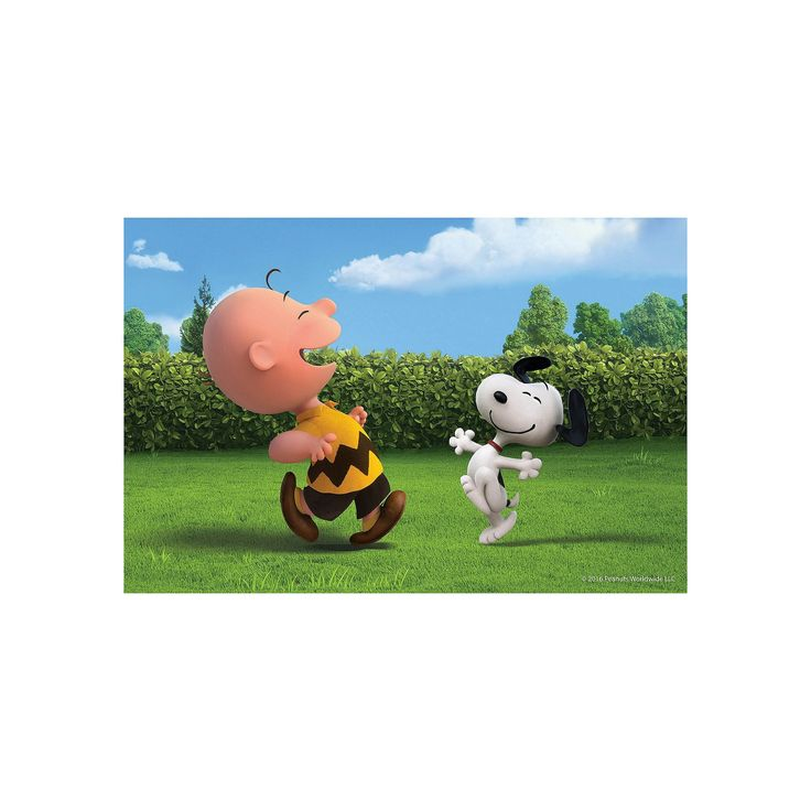 Peanuts Dancing Canvas Wall Art by Marmont Hill, Multicolor