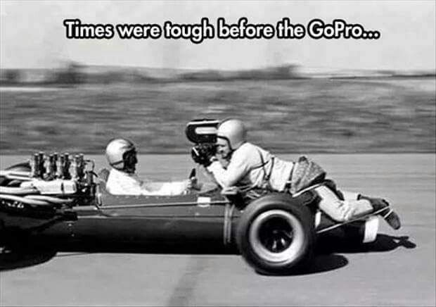 GoPro back in the day