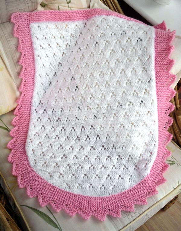17 bedste billeder om Baby Knitting Patterns pa Pinterest ...