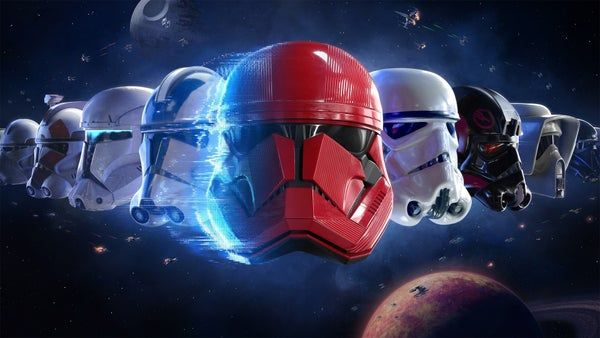 A Visual History Of Game Console Redesigns In North America Ign In 2020 Star Wars Wallpaper Star Wars Awesome Star Wars Battlefront