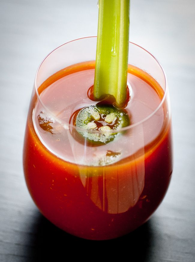 One of the best Bloody Mary recipes. (& the comments section offers some interesting variations!)
