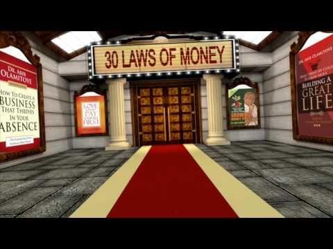 Global presentation 30 Laws of Money by Dr Abib Olamitoye