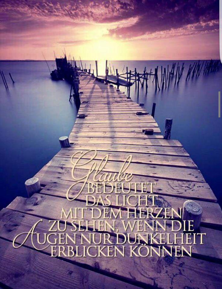 #Glaube...