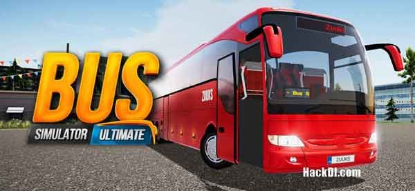 Bus Simulator Ultimate Hack 1 2 3 Mod Unlimited Money Apk In