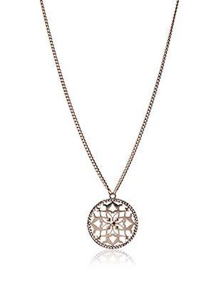60% OFF LK Designs Rose-Tone Life Pendant Necklace