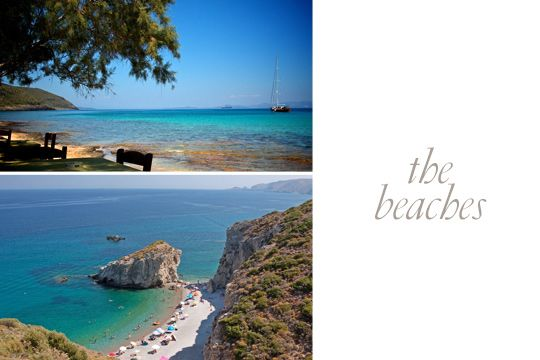 Kythira Beaches, Greece