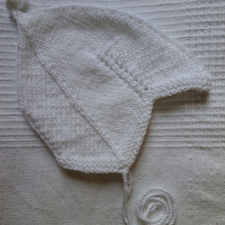 New unisex  baby hat, very soft, perfect for baptism... Soon in shop :)