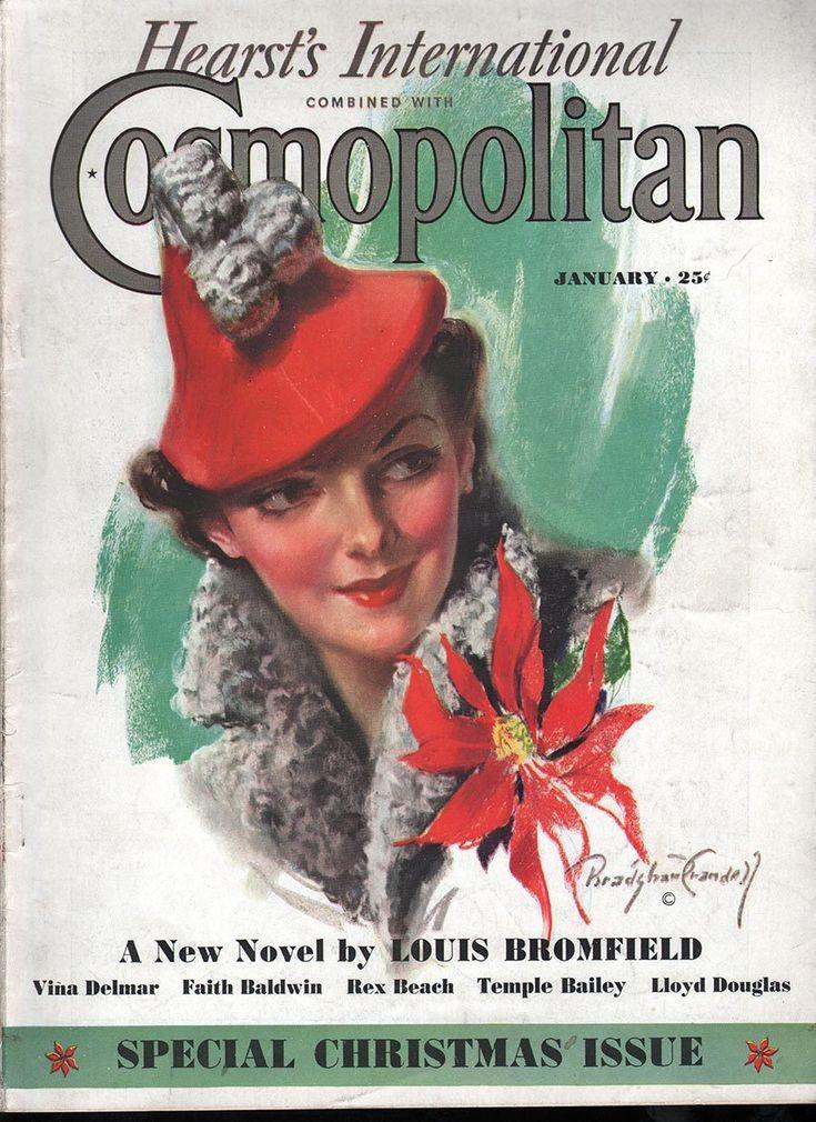 Cosmopolitan January 1937 - Ephemera Forever