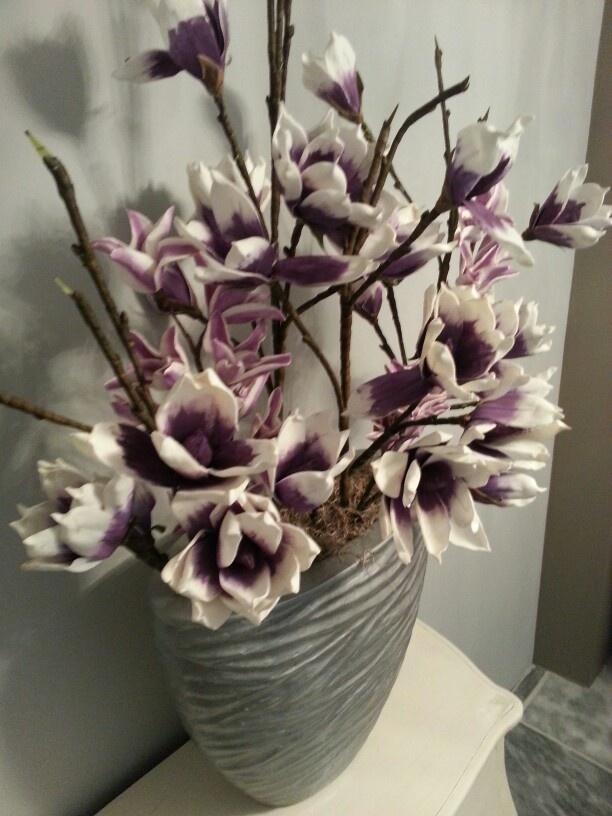 Flowers in ons instituut!