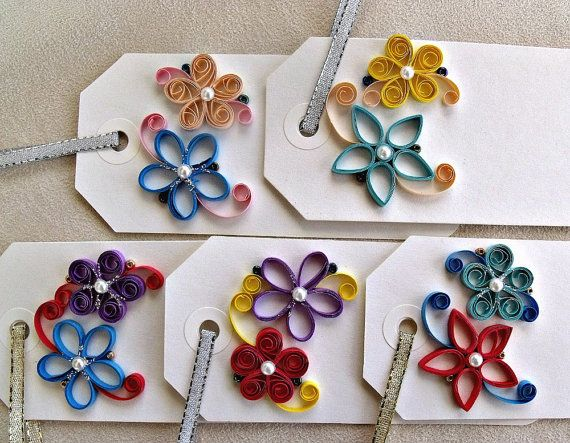 Hey, I found this really awesome Etsy listing at https://www.etsy.com/listing/216835659/handmade-paper-quilled-gift-tags-set-of