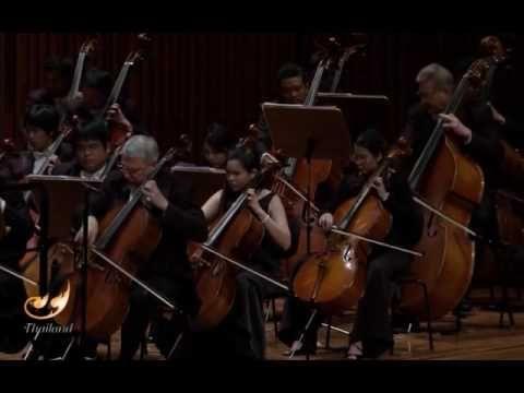 "W.A. Mozart: ""Magic Flute"" Overture K. 620, Dariusz Mikulski & Thailand ..."