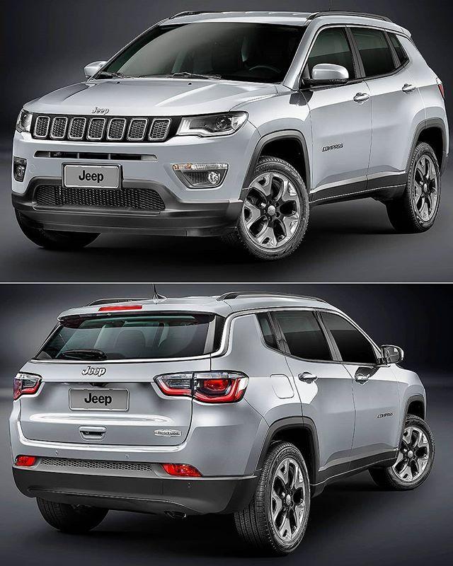 Jeep Compass 2019 Suv Mais Vendido Do Brasil Chega A Linha 2019