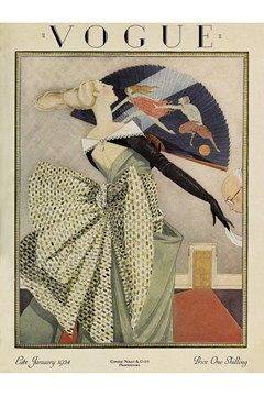 Fashion Magazine Covers - Online Archive for Women (Vogue.com UK) JANUARY 1924