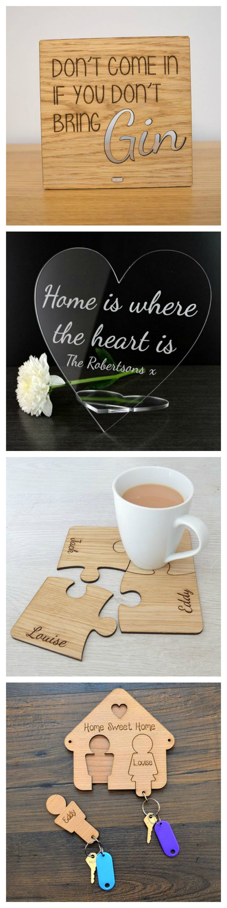 Great Housewarming Gift Ideas From PrettyPersonalised.com