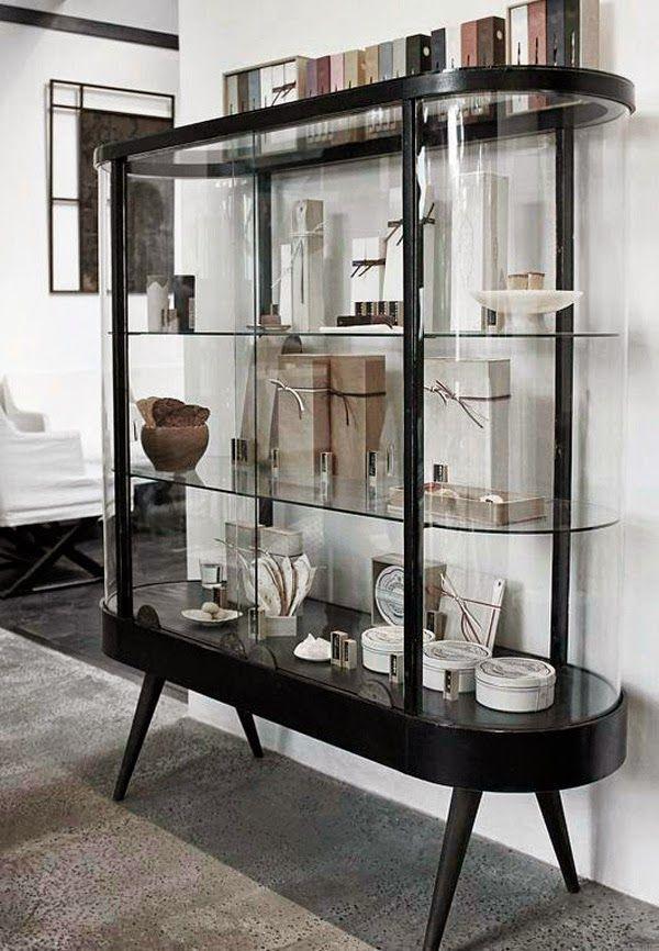 17 mejores ideas sobre vitrinas de cristal en pinterest - Vitrinas de diseno ...