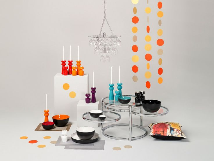 Decorate your table in autumn 2013
