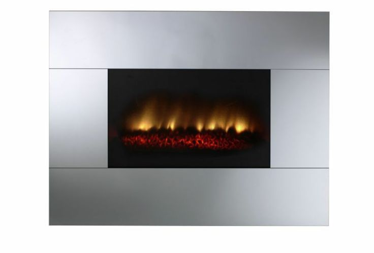Wall Hung Fire Surrounds: 1000+ Ideas About Electric Wall Fires On Pinterest