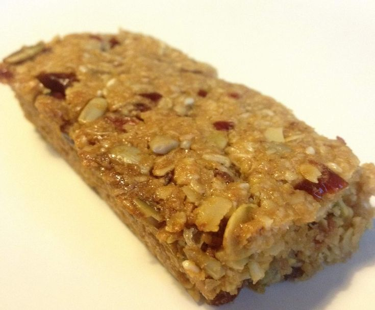 Recipe Lunch Box Friendly Museli Bars by The Kissell Clan - Recipe of category Baking - sweet