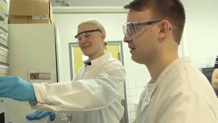 Turun ammattikorkeakoulu - Prosessi- ja materiaalitekniikka