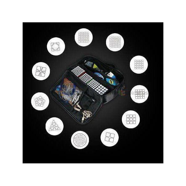 Bolsa #qiyi bag y protege todos estas #vacaciones cubos de #rubik #dayan #moyu y #qiyi . Mira todo lo que cabe  https:// www.maskecubos.com  _ Abre nuestro perfil y entra en nuestra web: www.maskecubos.com te va a encantar lo que allí verás . _ Síguenos y te seguimos . En nuestra tienda online Maskecubos.com de los descuentos especiales cada mes regalos directos y más sorpresas.  _ Casi 8 años ya en Internet miles de cubos x toda Europa entregados miles de clientes satisfechos!  _ Nos gustan…