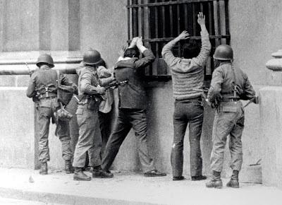 Dictadura Militar, el periodo más oscuro de Chile.