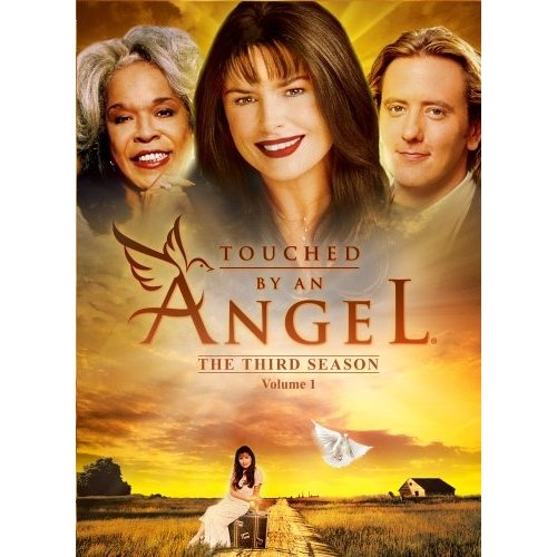 Touched by an Angel - The Third Season, Vol. 1: Roma Downey, Della Reese, John Dye, Valerie Bertinelli, Alexis Cruz, Paul Winfield, Charles Rocket, Scott Wilkinson, Elizabeth Miklavcic, Randy Travis, Dennis Saylor, Wendy Phillips, Bethany Rooney, Bruce Bilson, Burt Brinckerhoff, Chuck Bowman, Gene Reynolds, Helaine Head, Jon Anderson, Max Tash:#Christian Films#Family Movies#Family Films#Dove Approved Films#Dove Approved Movies