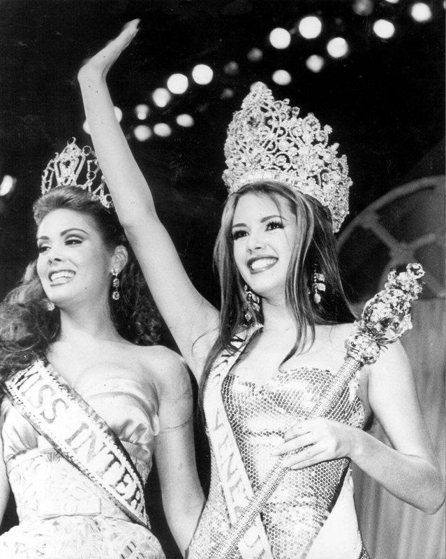 Miss Venezuela 1995 Yoseph Alicia Machado