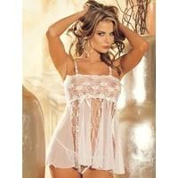 Buy Bedtime Flirt Sexy Lace Nightwear Babydoll £25.95 from Babydolls range at #LaBijouxBoutique.co.uk Marketplace. Fast & Secure Delivery from Bedtime Flirt online store.