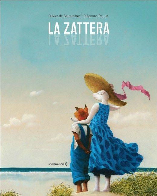 """""""La zattera"""" Olivier de Solminihac (Orecchio acerbo)"""