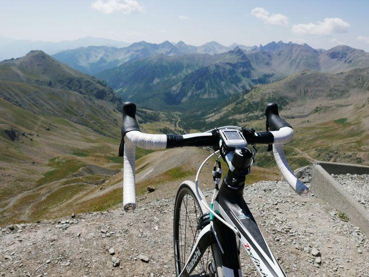 Col de la Bonette: 2802 mnm