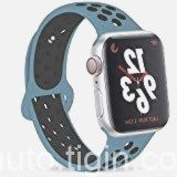 VIKATECH Ersatz-Armbänder für Apple Watch Armband 44mm 42mm Soft Silicone Ersa…