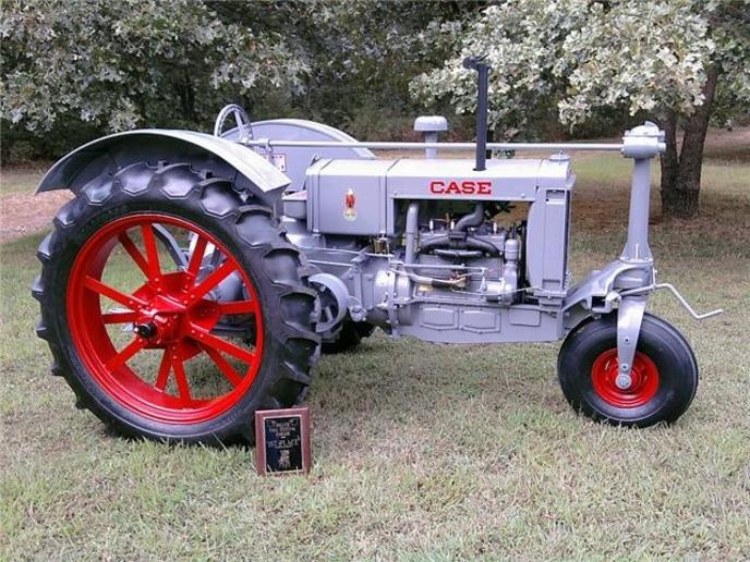 Image detail for -yesterday s tractor company antique tractor pictures 1936 case rc ...